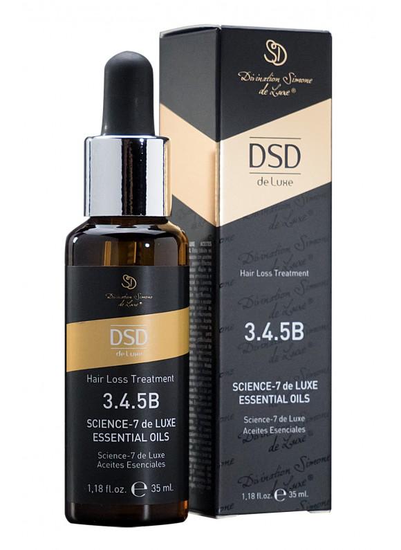 3.4.5B Эфирное масло сайенс-7 SCIENCE-7 DE LUXE ESSENTIAL OILS